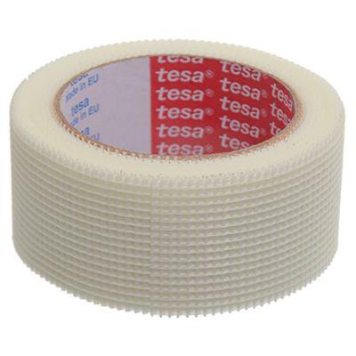 Cinta de fibra de vidrio para placas de yeso 25 m x 50 mm