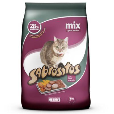 Comida para gato 3 kg + 0,5 kg de regalo bonus