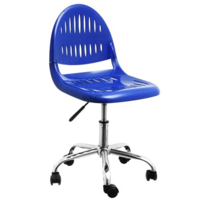 Silla de oficina cagliari azul