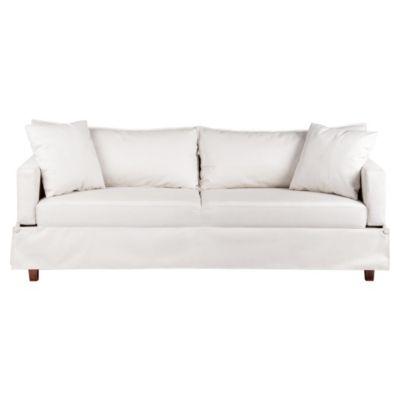 Sofá cama milano beige 204 x 90 x 86 cm