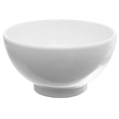 Ensaladera redonda 21 cm blanca
