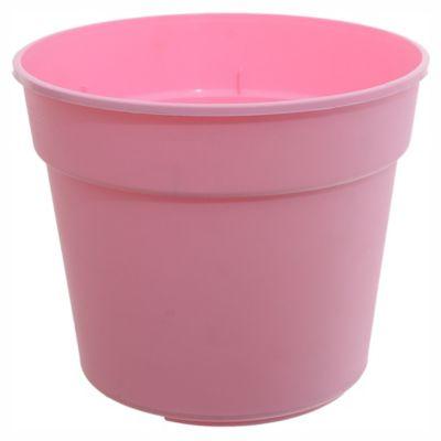 Maceta común 19 cm rosa