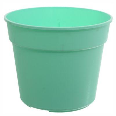 Maceta común 19 cm verde