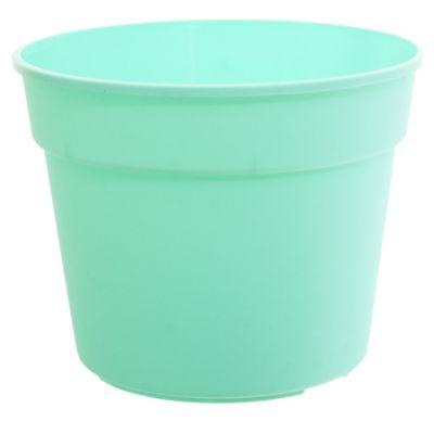 Maceta común 21 cm verde