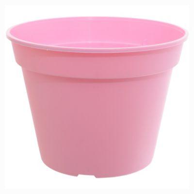 Maceta común 24 cm rosa