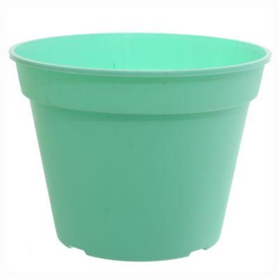 Maceta común 24 cm verde