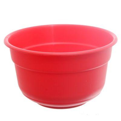 Bols 18 cm para exterior rojo