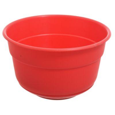 Bols 21 cm para exterior rojo