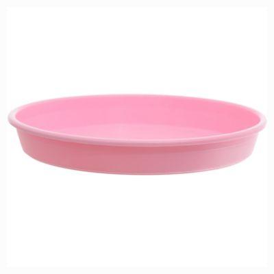 Plato 20 cm denise rosa