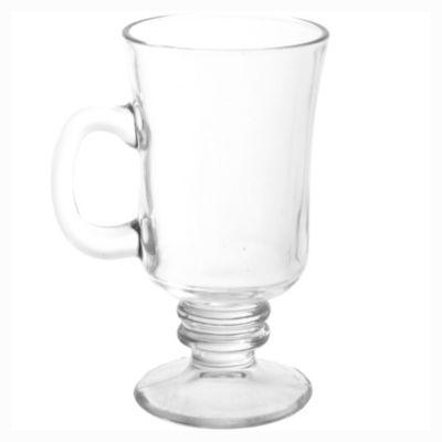 Jarro Capuccino de vidrio 14 x 8 cm