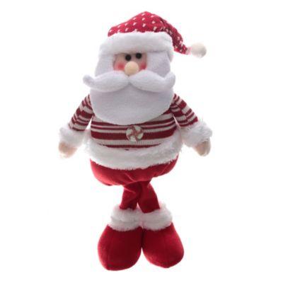 Santa parado rojo 45 cm