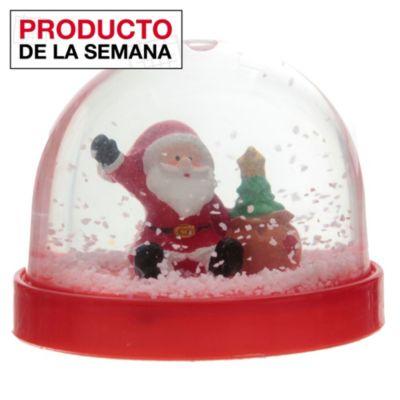 Globo Navidad 5 x 7 cm