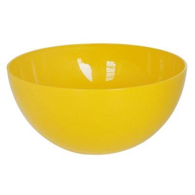 Compotera naranja-amarrillo-fucsia 20 cm
