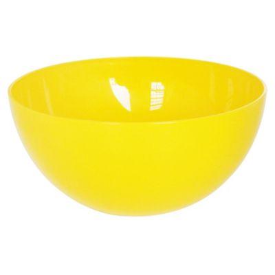Compotera naranja-amarrillo-fucsia 23 cm