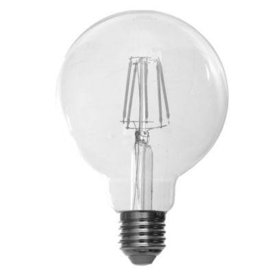 Foco globo 8 w filamento Lámpara LED