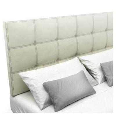 Respaldo de cama Bellagio blanco -&nbspSodimac.com.ar