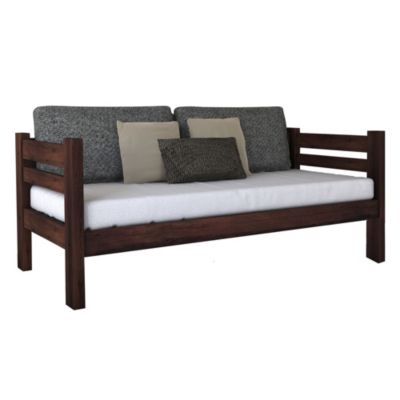 Sofá cama PacÍfico 1 plaza caoba