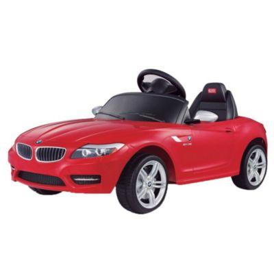 Auto a batería BMW Z4 - Rojo