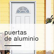 Puertas de entrada exterior precios bajos siempre en sodimac for Puertas galvanizadas
