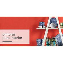 Pinturas para interiores
