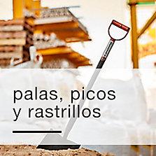 Palas, Picos y Rastrillos