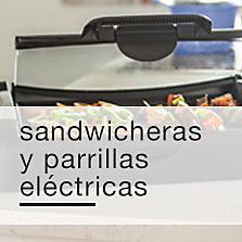 Parrillas eléctricas