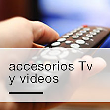 Accesorios Tv y video