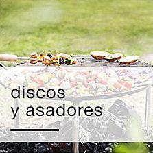 Discos y asadores