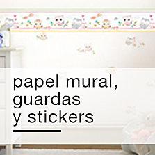 Empapelados, stickets y foto murales para pared
