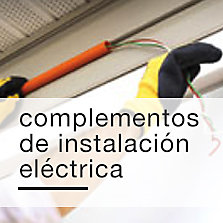 Complementos de instalación eléctrica