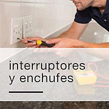 Electricidad precios bajos siempre en sodimac - Interruptores y enchufes ...
