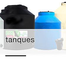 Depósitos y tanques
