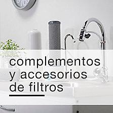 Complementos y accesorios de filtros