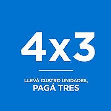 4 x 3