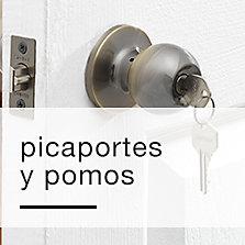 Picaportes y pomos
