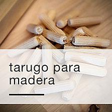 Tarugo para madera