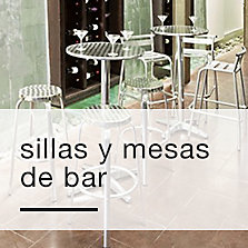 Sillas bar