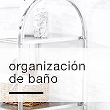 Organizadores de Baño