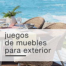 Muebles de terraza precios bajos siempre en sodimac for Easy terrazas chile