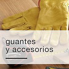 Guantes y accesorios