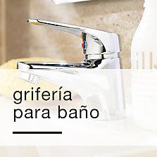 Grifería para baño