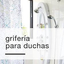 Grifería para duchas