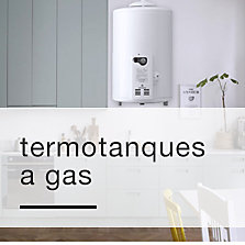 Termotanques a gas