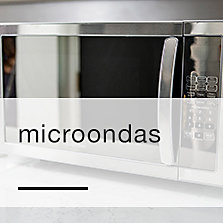Microondas y Hornos Eléctricos