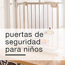 Puertas de seguridad para niños