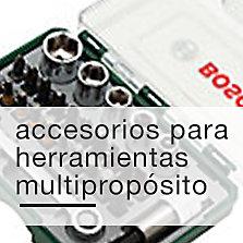 Accesorios para herramientas multipropósito
