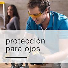 Protección para ojos