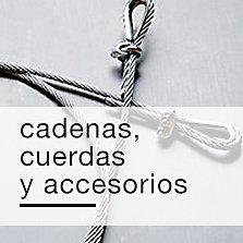Sogas y Cadenas