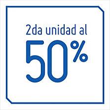 50% de Ahorro en la Segunda Unidad