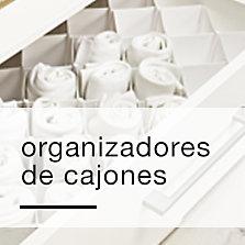 Organizadores de cajones